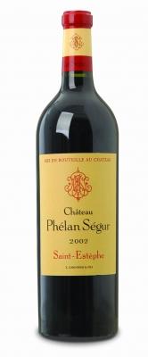 Château Phélan-Ségur 2007