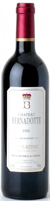 Château Bernadotte 2007