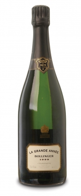 Champagne Bollinger Grande Année Vintage 2000