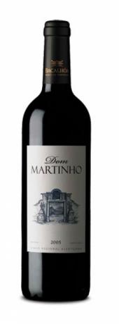 Dom Martinho tinto 2006