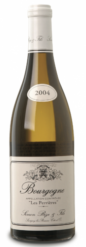 Bourgogne Les Perrières blanc 2008
