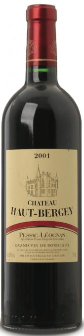Château Haut Bergey 2007