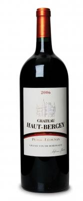 Château Haut Bergey 2007  - Magnum.