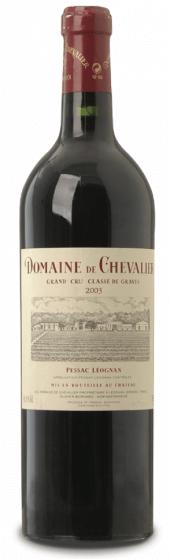 Domaine de Chevalier rouge 2007
