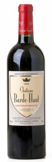 Château Barde Haut 2007