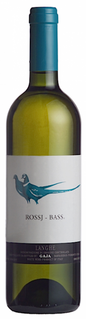 Rossj-Bass Langhe Chardonnay  Sauvignon Blanc 2008