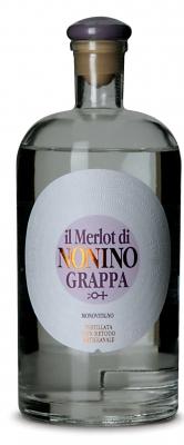 Grappa Monovitigno Merlot  - 700 ml