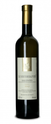 Salento Passito Le Ricordanze 2007  - 500 ml