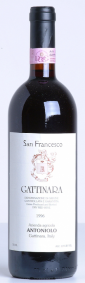 Gattinara San Francesco 2005