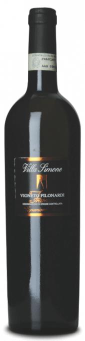 Frascati Vigneto Filonardi 2009