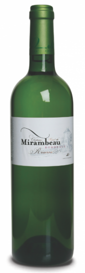 Château Tour de Mirambeau Grand Vin blanc 2007
