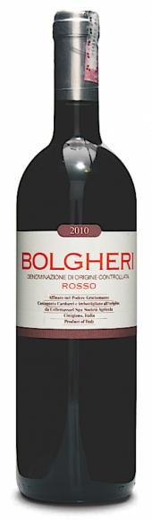Bolgheri rosso 2008