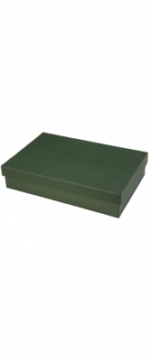 Caixa Presente Verde Horizontal p 06 gfs de 14