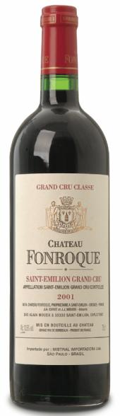 Château Fonroque 2008