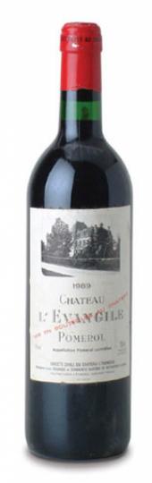 Château L'Évangile 2008