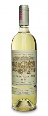 Château Vannières Bandol blanc 2009