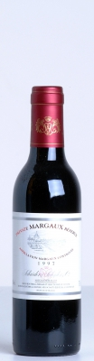 Margaux Private Reserve 2009  - meia gfa.