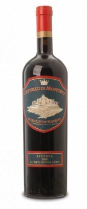 Morellino di Scansano Castello di Montepò Riserva 2000