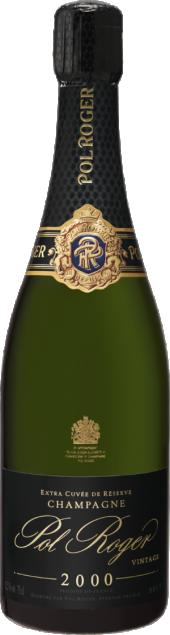 Champagne Pol Roger Brut Vintage 2000