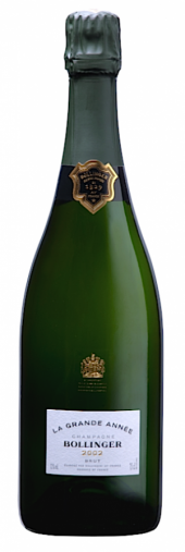 Champagne Bollinger La Grande Année Vintage 2002