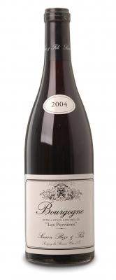 Bourgogne Les Perrières rouge 2009