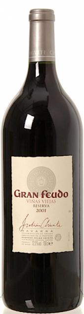 Gran Feudo Reserva Viñas Viejas 2004 - Magnum