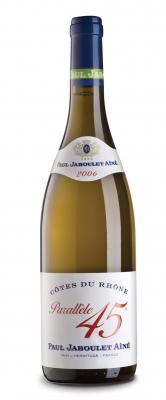 Côtes-du-Rhône Parallèle 45 blanc 2010