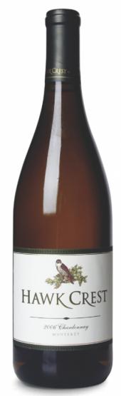 Hawk Crest Chardonnay Monterey 2008