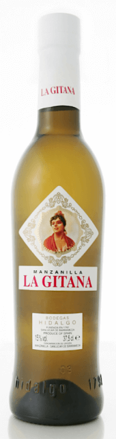 Manzanilla La Gitana  - meia gfa.