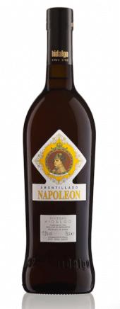 Amontillado Napoleon
