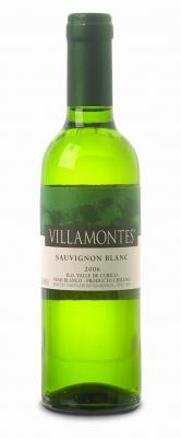 Villa Montes Sauvignon Blanc 2011  - meia gfa.