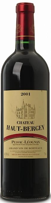 Château Haut Bergey 2008