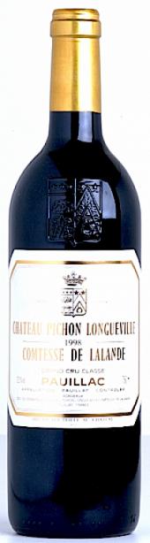 Château Pichon Lalande 2008