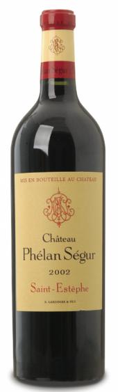 Château Phélan-Ségur 2008