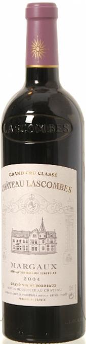 Château Lascombes 2008
