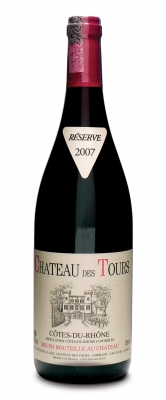 Côtes du Rhône Réserve 2007