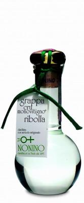 Grappa Cru Monovitigno Ribolla Gialla  - 200 ml