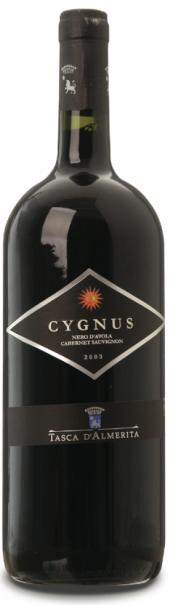 Cygnus Nero d'Avola Cabernet Sauvignon 2008  - Magnum