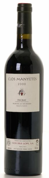 Clos Manyetes 2008