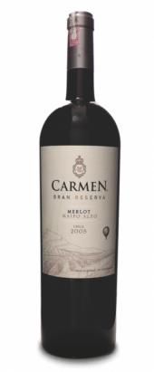 Carmen Gran Reserva Merlot 2005  - Magnum