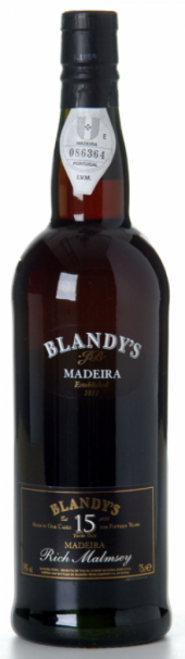 15 Years Old Malmsey Rich