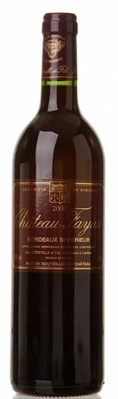 Château Fayau 2009