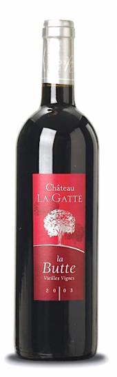 Château La Butte Vieilles Vignes 2007