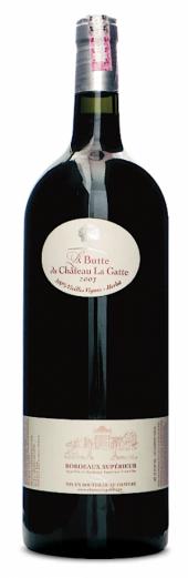 Château La Butte Vielles Vignes 2007  - Magnum