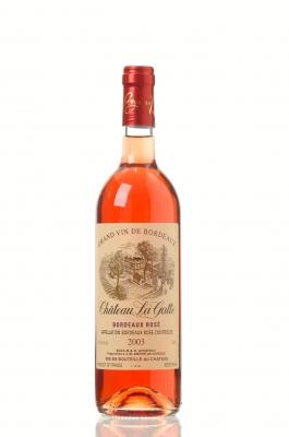 Château La Gatte rosé 2010