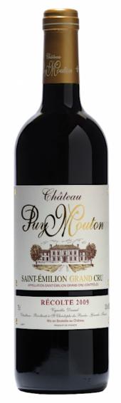 Château Puy Mouton Grand Cru Saint Emilion 2008