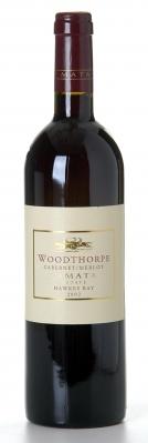 Woodthorpe Cabernet Merlot 2009