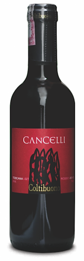 Sangiovese Cancelli 2010  - meia gfa.