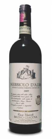 Nebbiolo d'Alba 2009