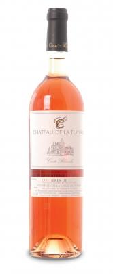 Château de la Tuilerie Syrah rosé 2010